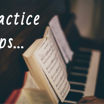 Piano Lessons in Cahaba Heights - Pratice Tips